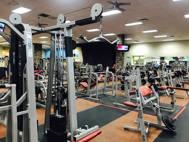 Trufit Athletic Clubs Westminster Colorado Location Ammentities and Equipment