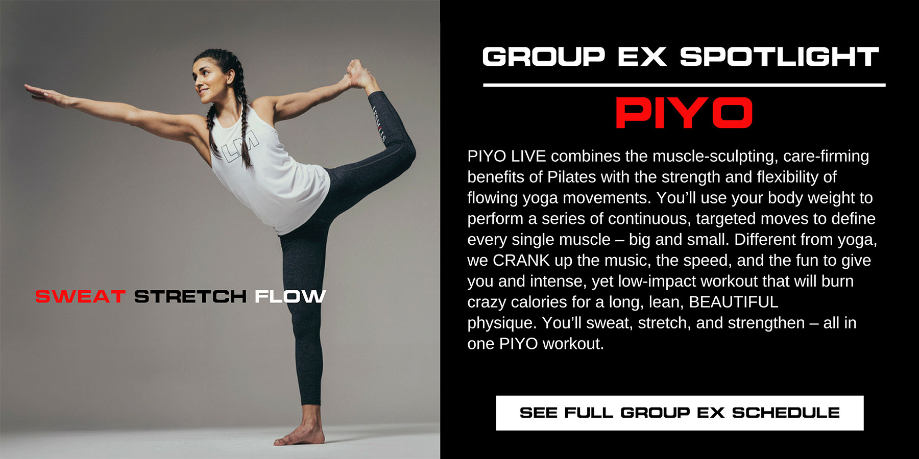 Group Exercise Spotlight
