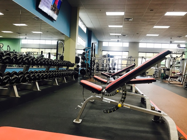 Hyland Fit Westminster Colorado Location Ammentities and Equipment